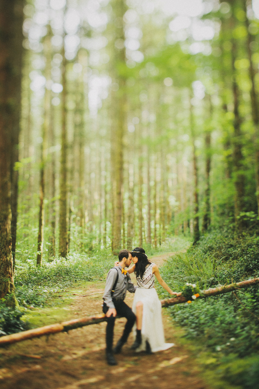 Our amazing friend Benj Haisch shot our wedding photos which you can view on his blog  here .