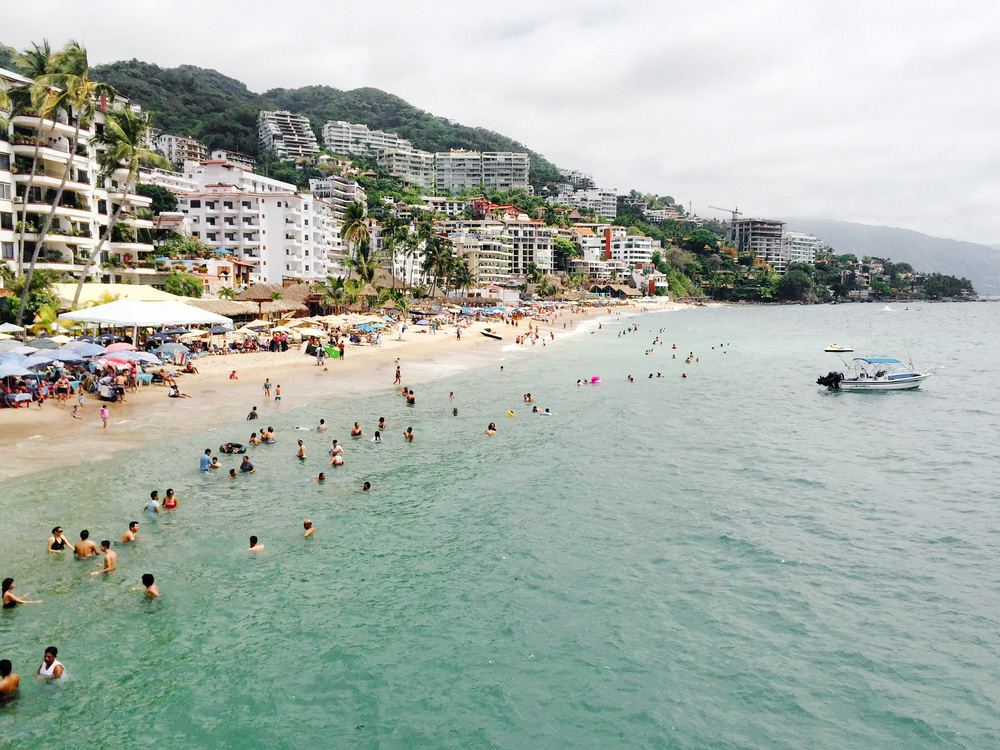 Puerto Vallarta, Mexico — my first solo trip!