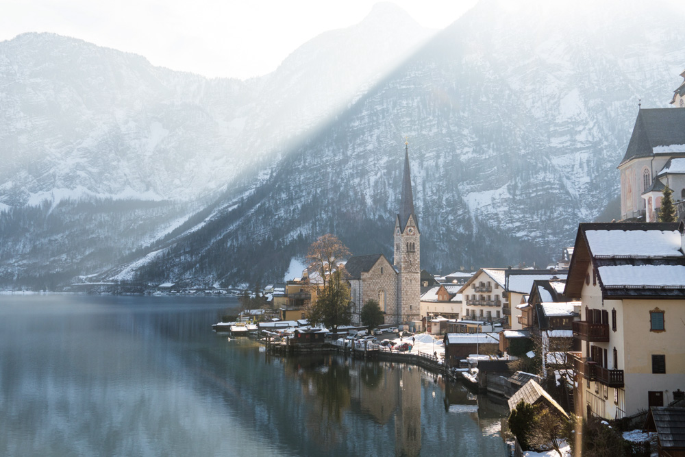 Visiting Hallstatt, Austria