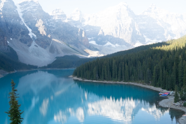 Banff Moraine Lake