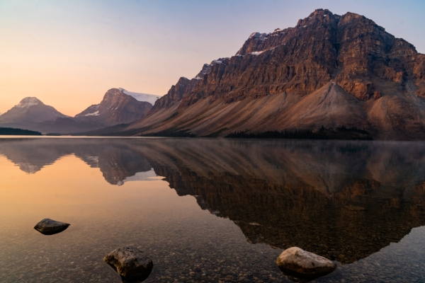 Banff Bow Lake