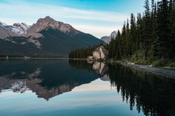 Banff Maligne Lake