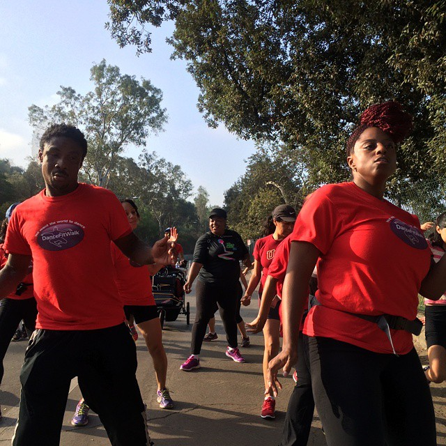 #DanceFitWalk tonight at 6pm!  Rose Bowl in Pasadena Message me or Check out www.DanceFitWalk.com for more details!  @richardlawson_rls @dancefitwalk @ms_morganmartin @kristinlavonne @michaelmanuel13 @ladyladawn