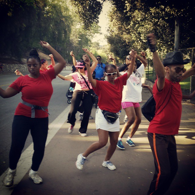 Dont you wanna dance? Say you wanna dance? Dont you wanna dance?  Join @dancefitwalk at the #Rosebowl tonight at 6:00pm for an epic dance party!! @kristinlavonne @richardlawson_rls @ms_morganmartin @wardjes2 @michaelmanuel13 #Fitness #healthylifestyle #DANCEFITWALK #exercise #workout #danceparty