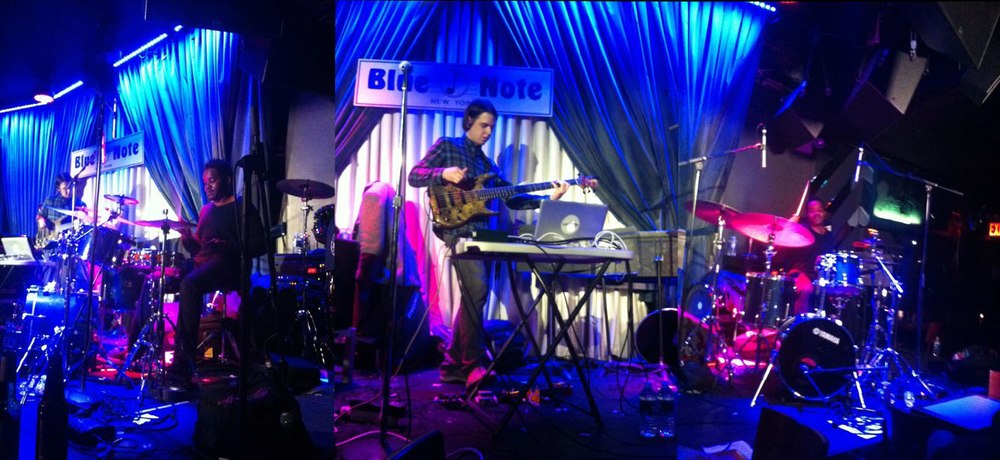 Live @ the Blue Note NYC (2013)