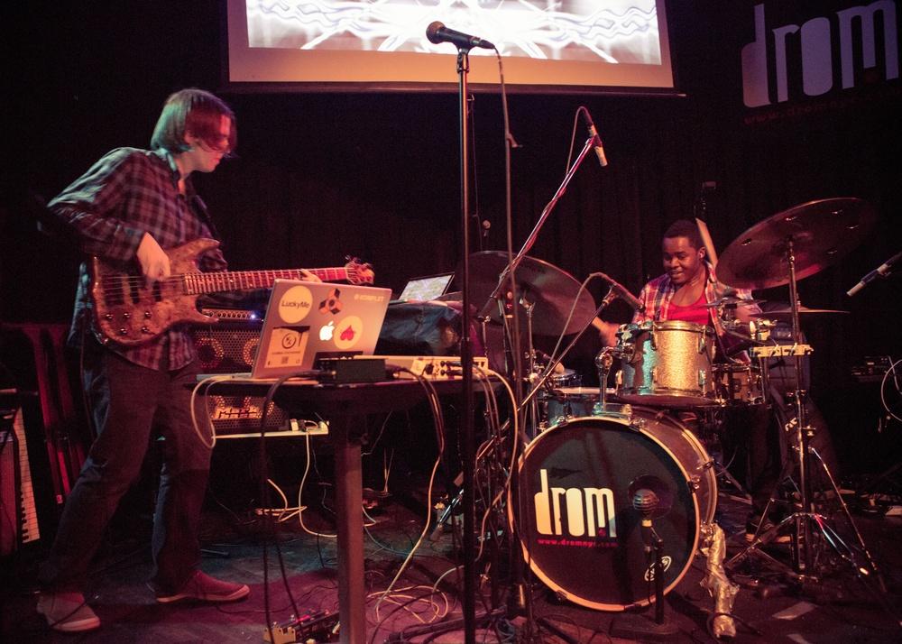 Live @ Drom NYC (2012)