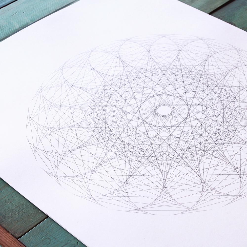 Gravity Mandala