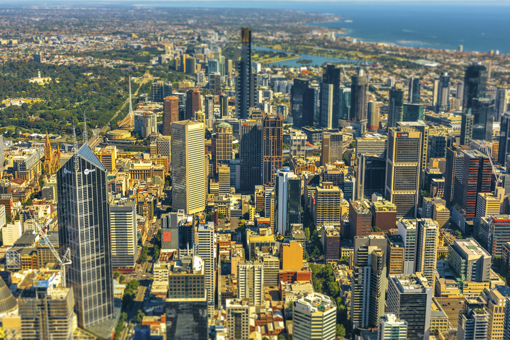 City of Melbourne 9