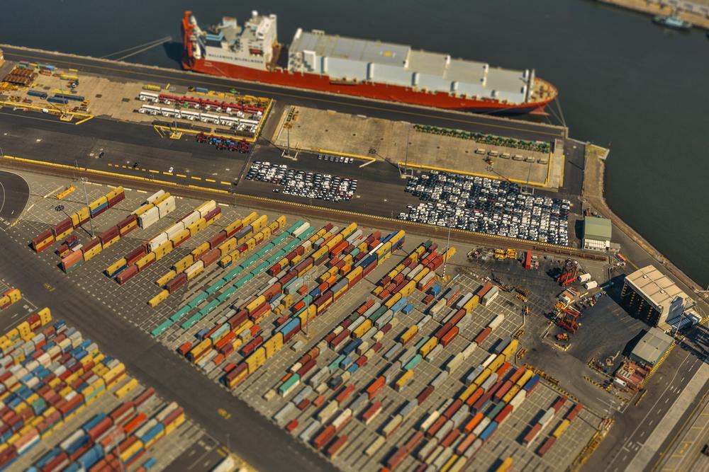 Docks 5 - Footscray