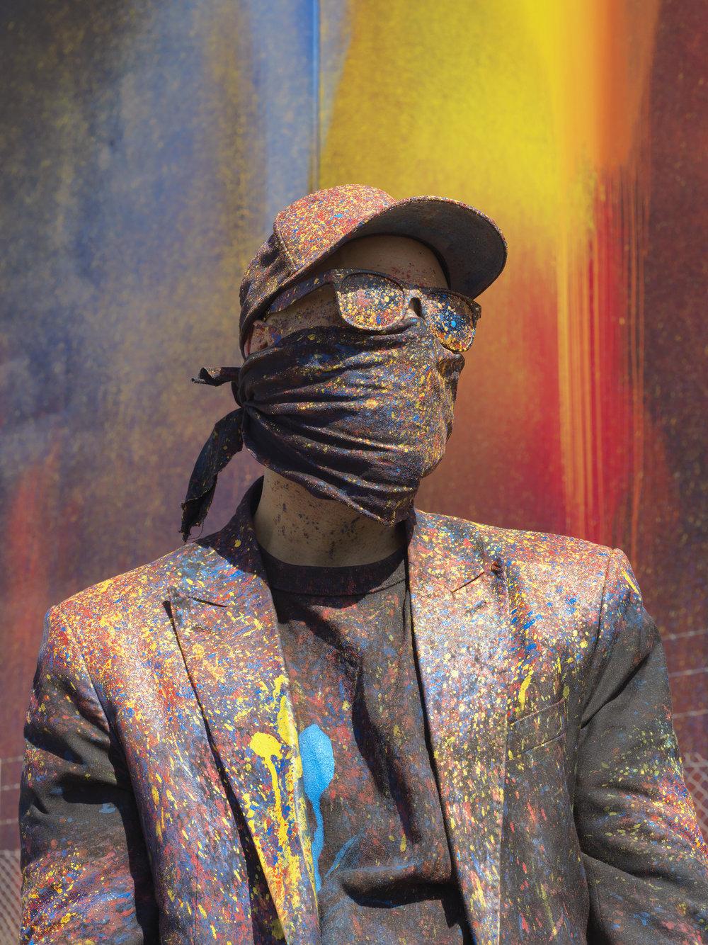 Portrait of Ash Keating