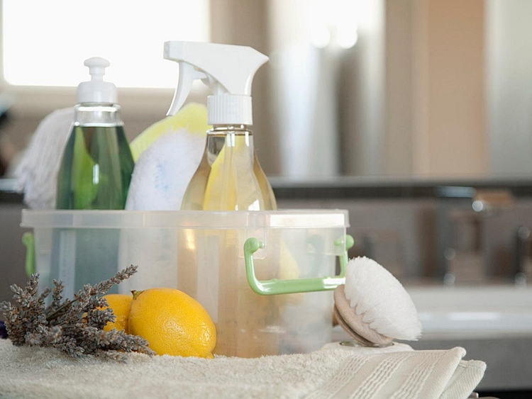 How to Green Clean Your Home