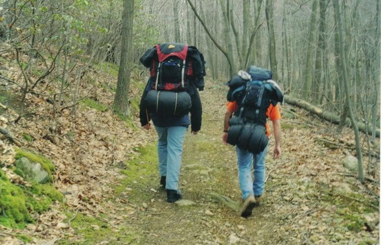 Pack Camping Basics