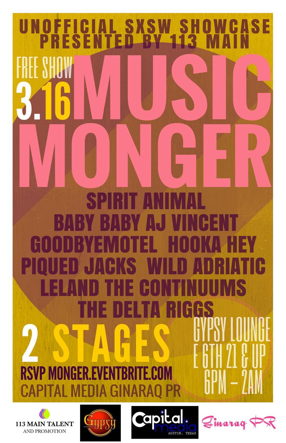 Musicmongermondaygoodbyemotelsxsw2015