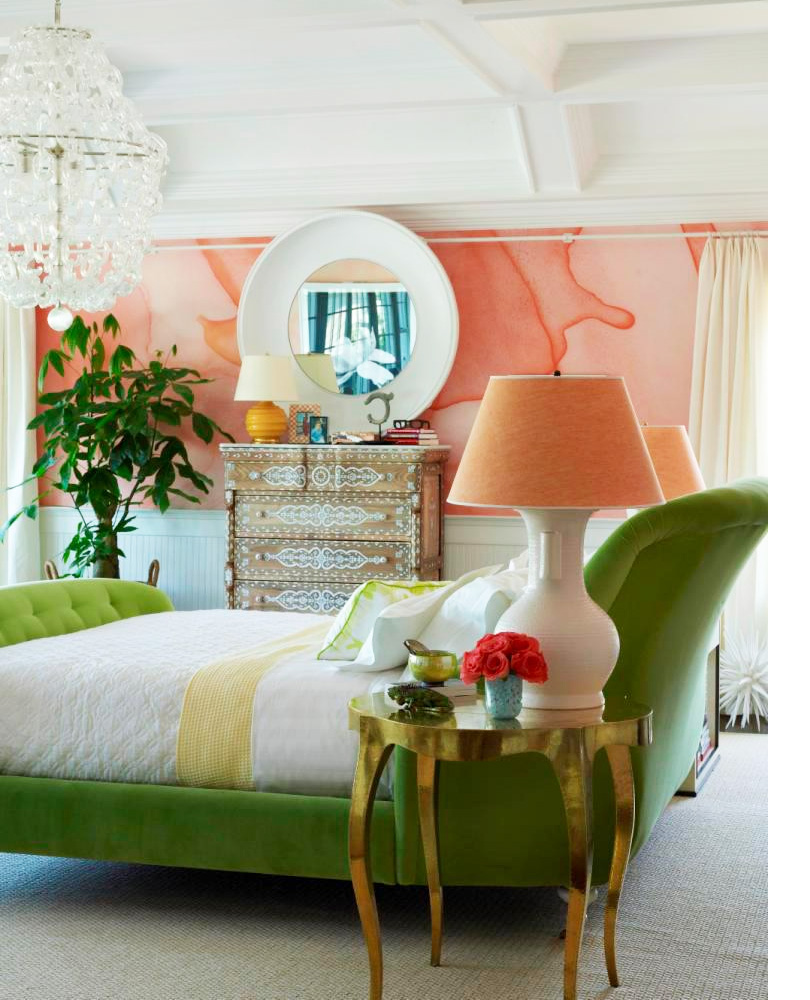 melon-peach-green-chic-bedroom-aquarelle-wallpaper.jpg