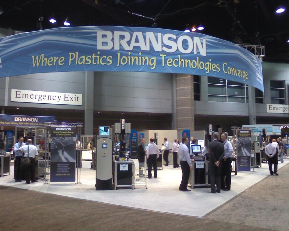Branson Booth - NPE 2009.JPG