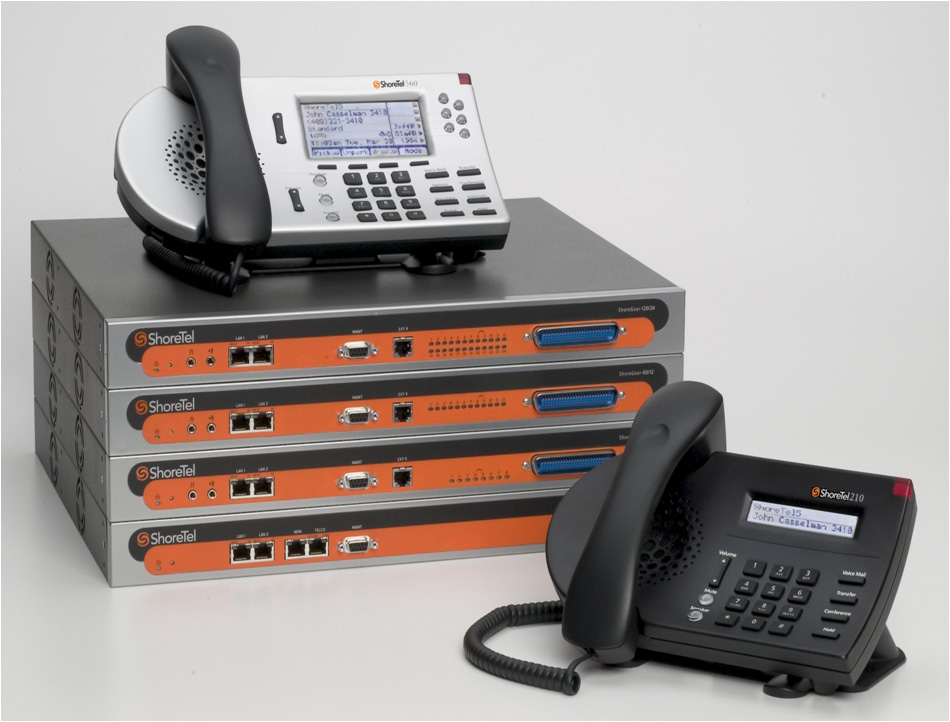ShoreTel Family with rack.jpg