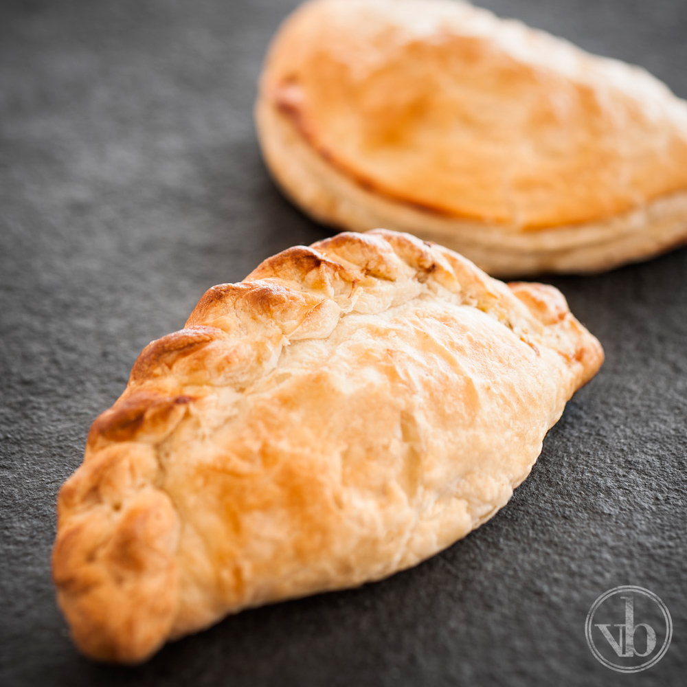 Cornish & Vegetarian Pastie