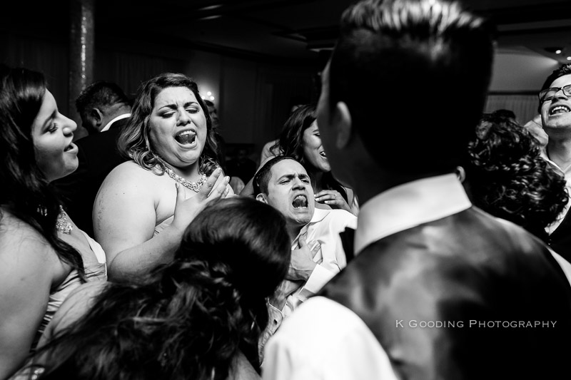 david + elizabeth wedding