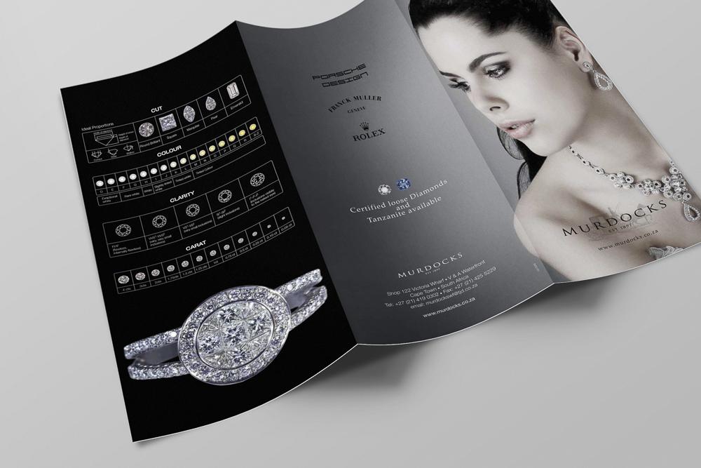 Brochure layout & design