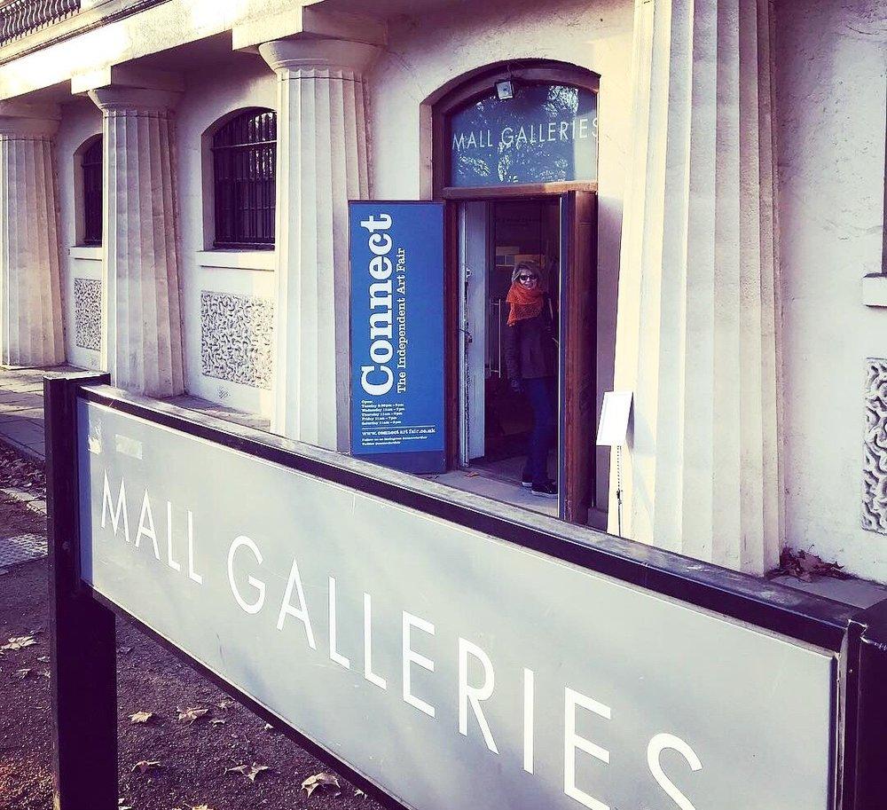 Connect Art Fair - London's new boutique art fair!