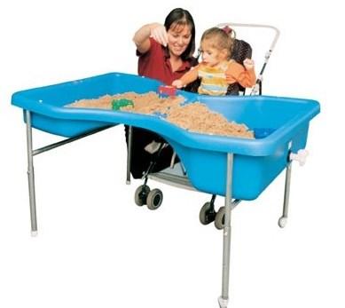 Sand- og vannbord