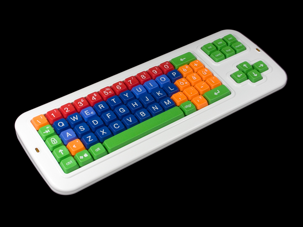 Clevy keybord bilde.jpg