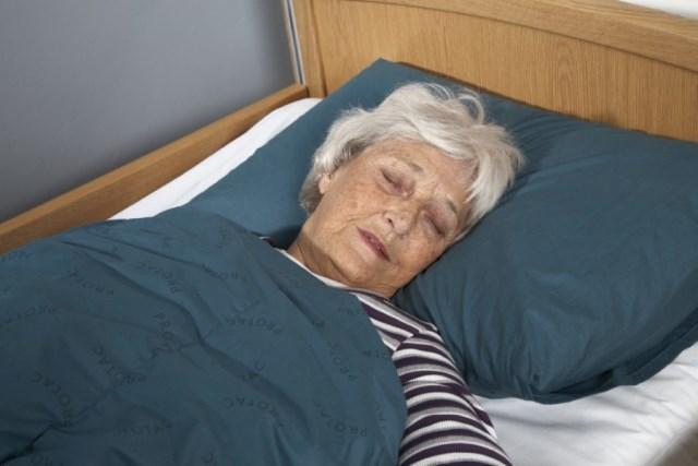 Kuledynen kan hjelpe eldre med å finne roen.