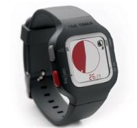 Time timer armbandsur, finnes også med klokkefunksjon