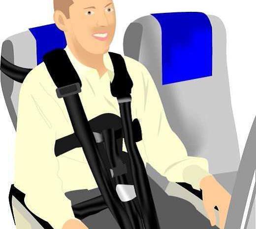 Spesialsele til fly  :    Hei tekst teskte tekmsf