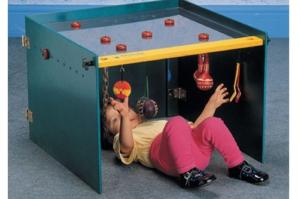 Taktile leker og aktiviteter - for berøringssansen