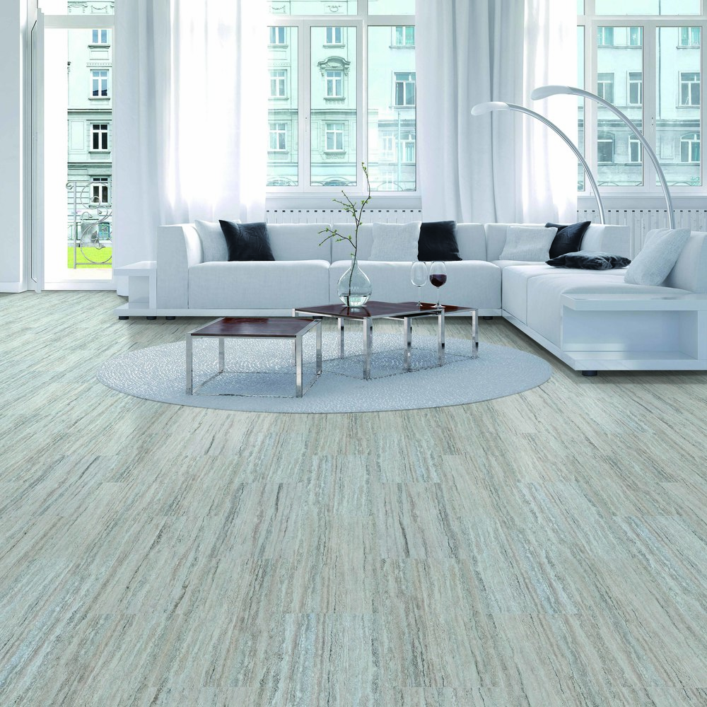 CoreMax - Click Tiles  Travertino Albero 512008