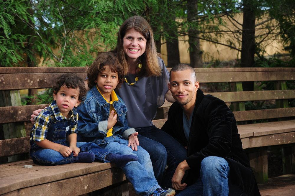 Parkland Family Photo
