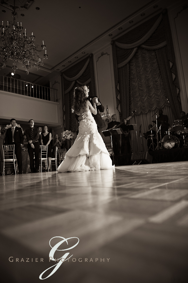 Taj Boston Wedding by Grazier Photography