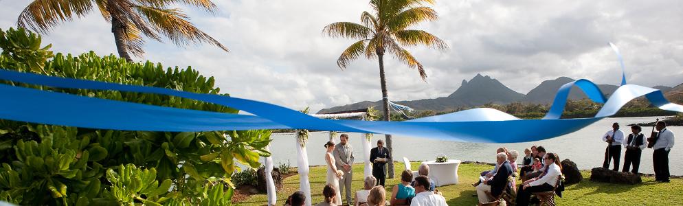 Four Seasons Anahita, Mauritius Wedding