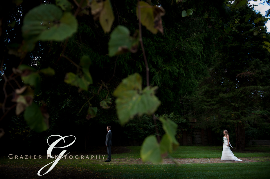Turner Hill Wedding by Grazier Photography