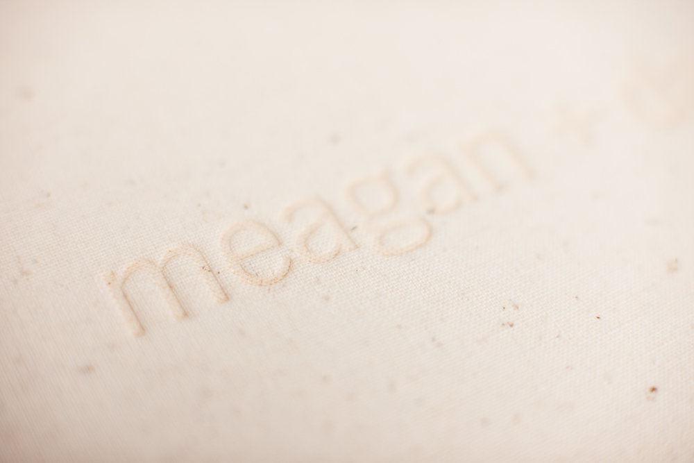 Canvas Stamping Detail