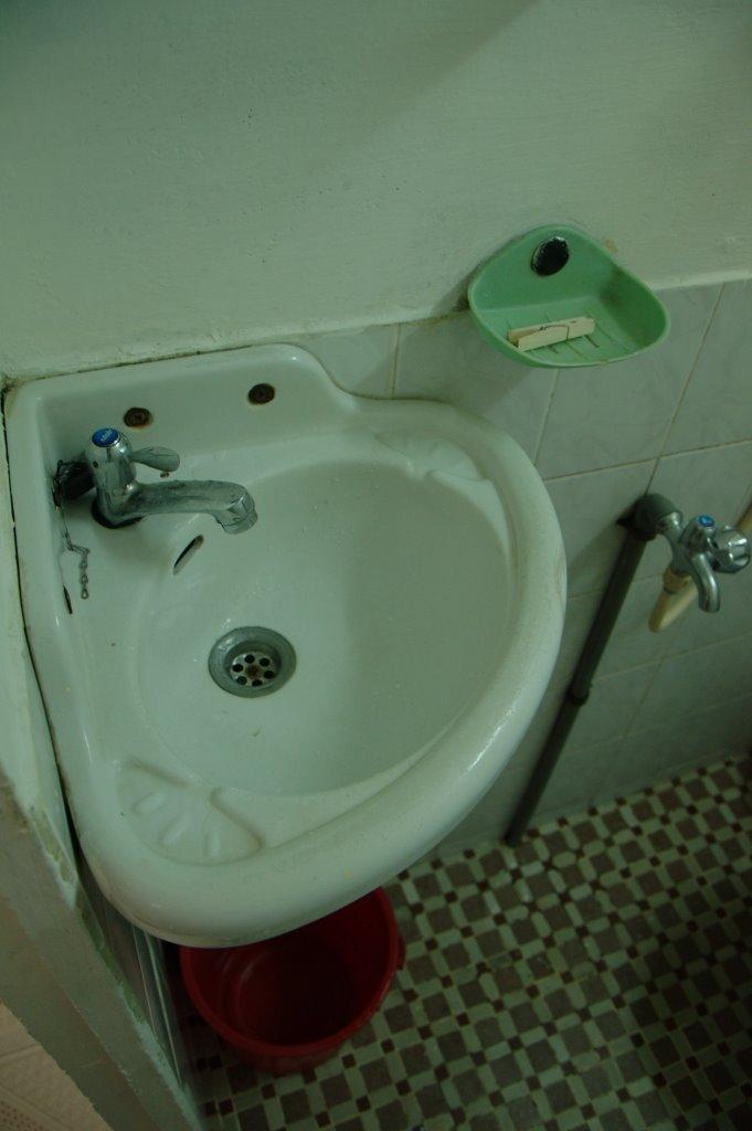 An adorable basin