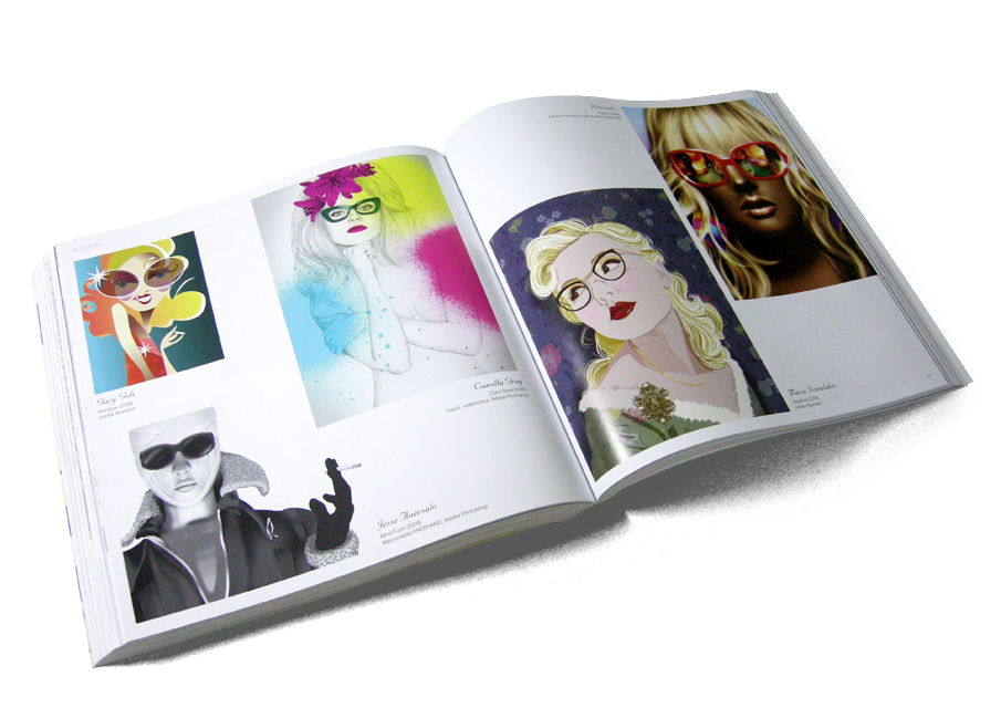 The great big book of fashion illustration 19