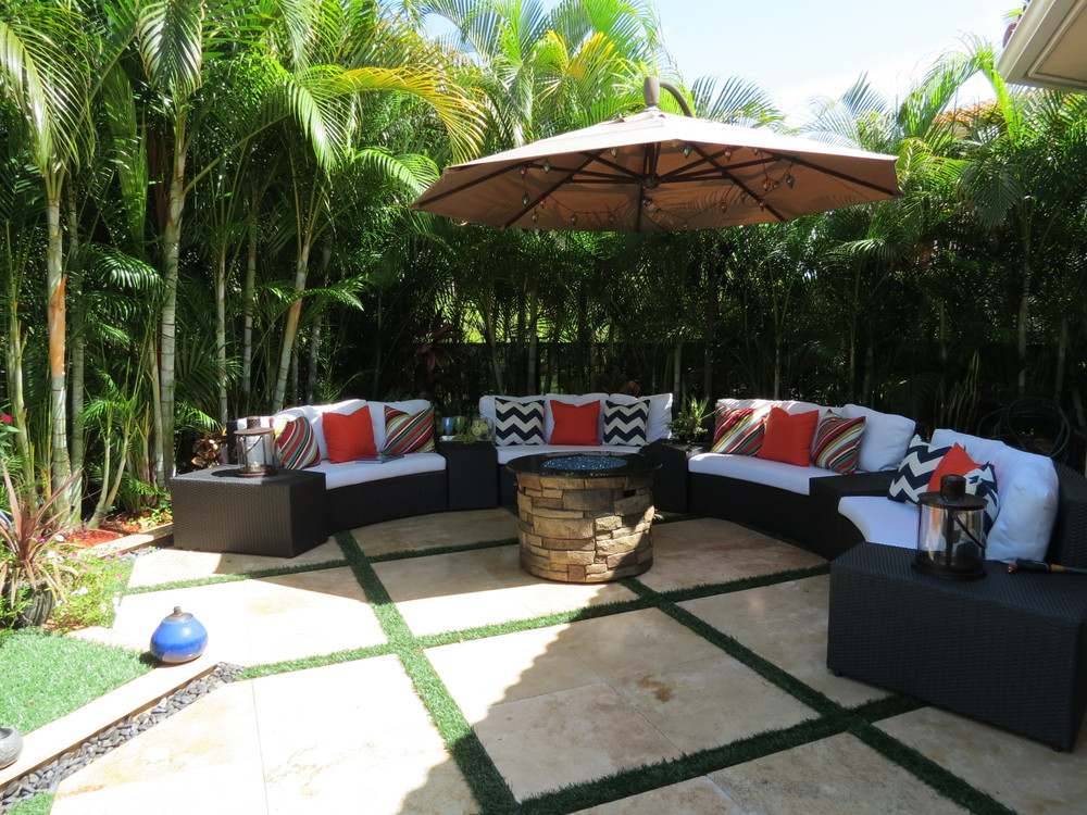 Transforming Your Small Florida Backyard Into Your Personal Resort Retreat Interiors By G