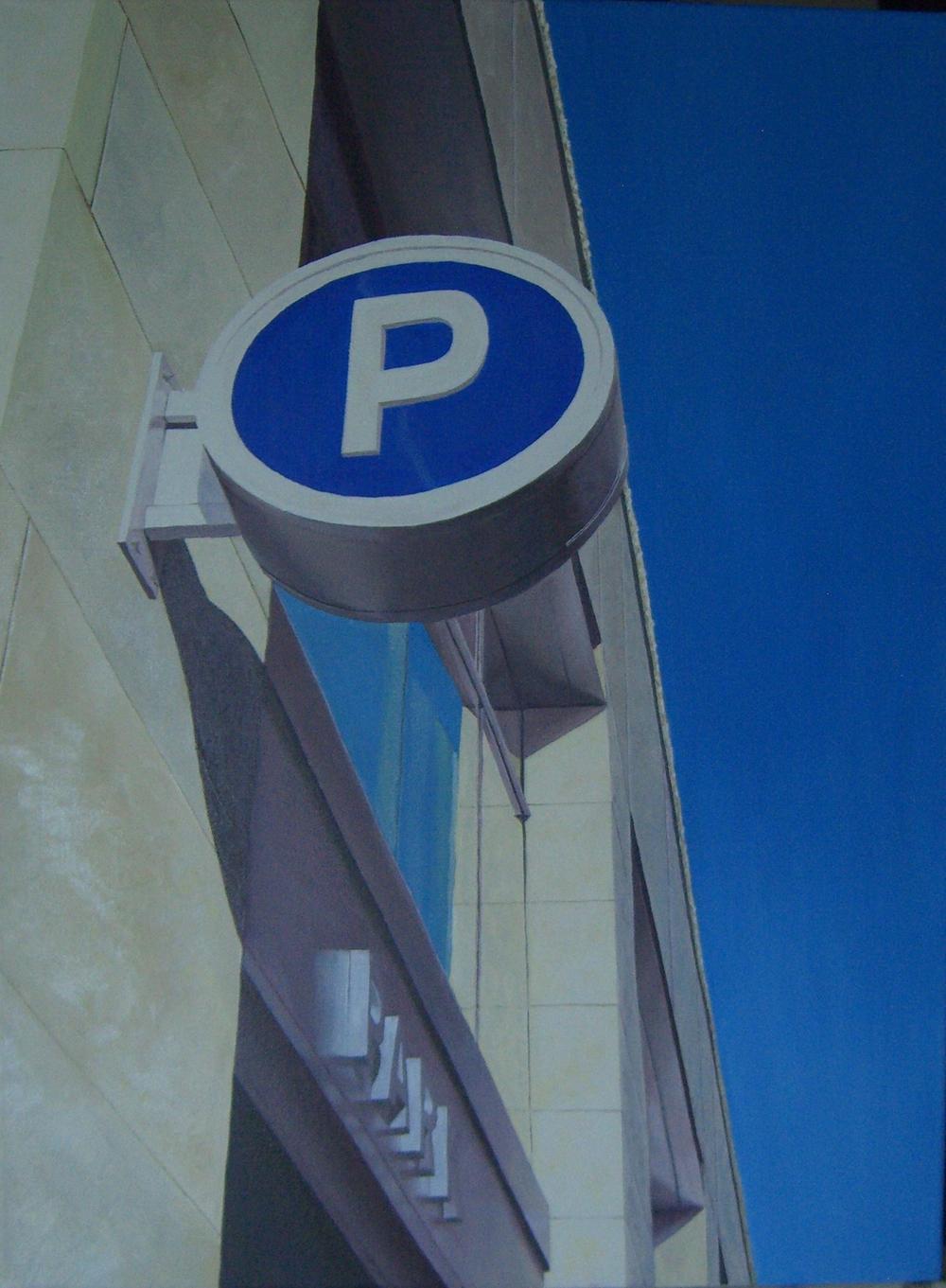 President Street Parking