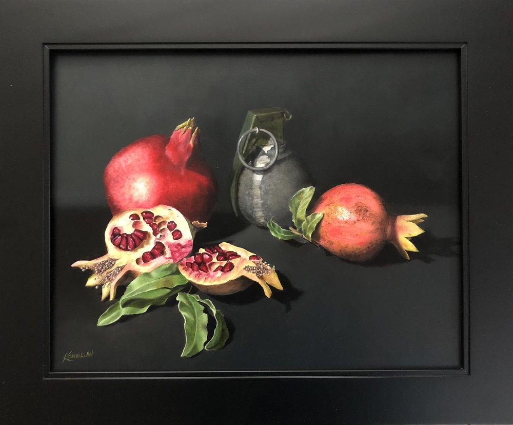 Les Grenades framed.jpg