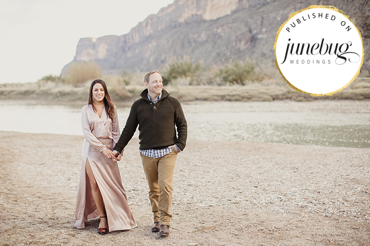 Big Bend engagement photographer