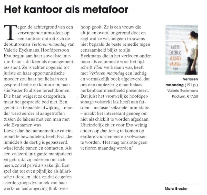 Boek Magazine