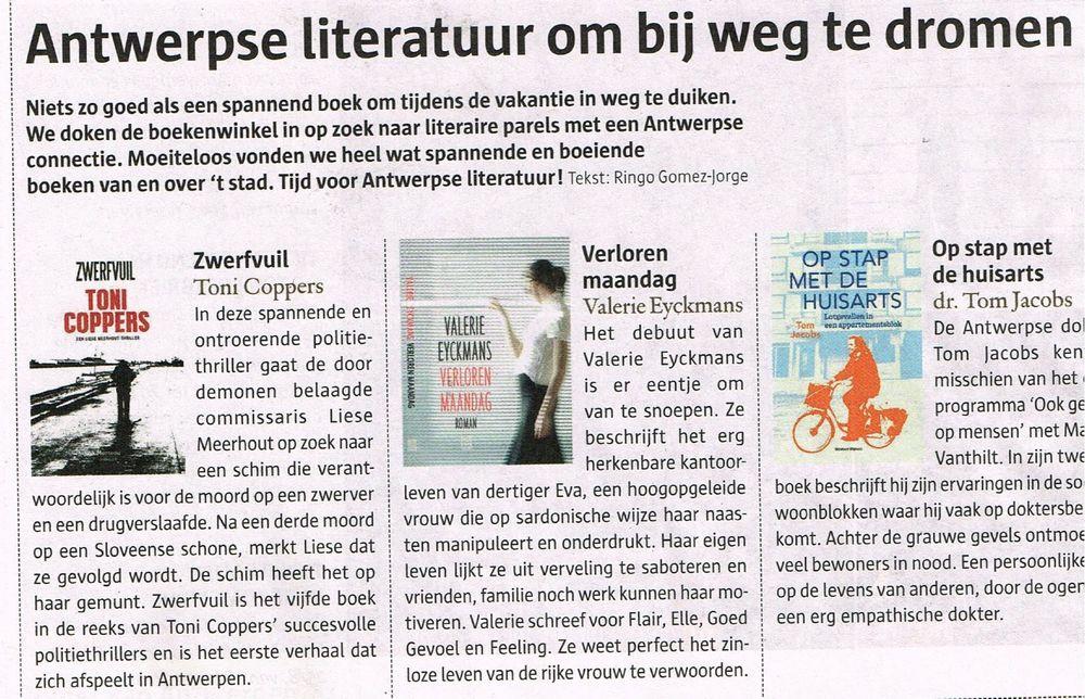 De Nieuwe Antwerpenaar 31 mei 2013