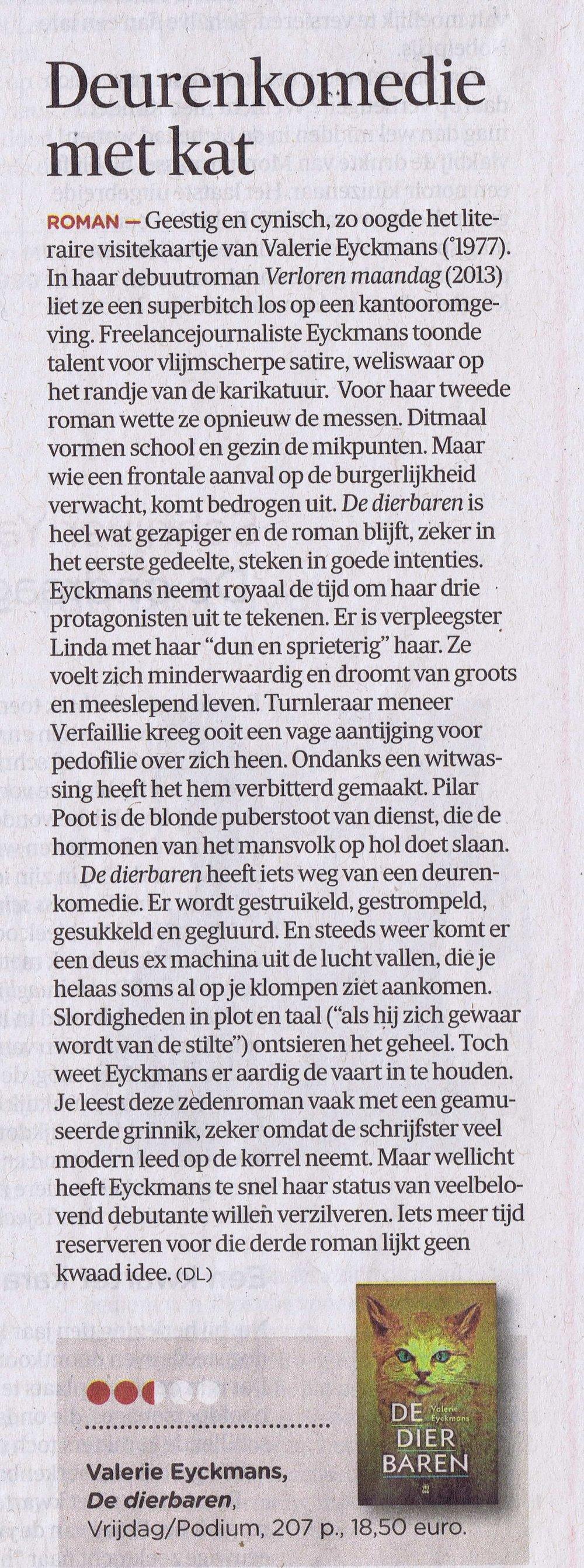 Eyckmans -  De dierbaren DM26032014.jpg