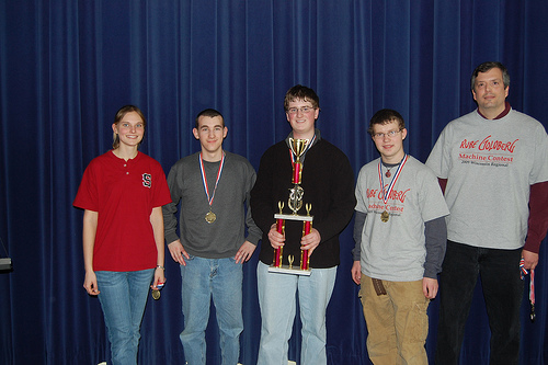 1st Place -- Spooner