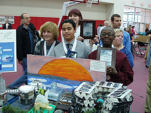 3rd Place:  Novawaukee, Roosevelt  Middle School of the Arts, Milwaukee