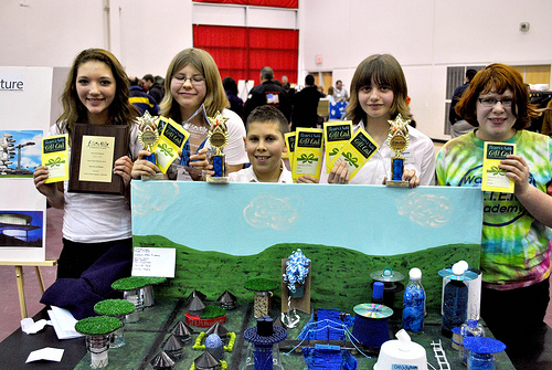 4th Place -- Geodynam, Waukesha STEM Academy