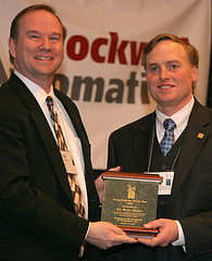 Van Walling & Dr. Russ Meier