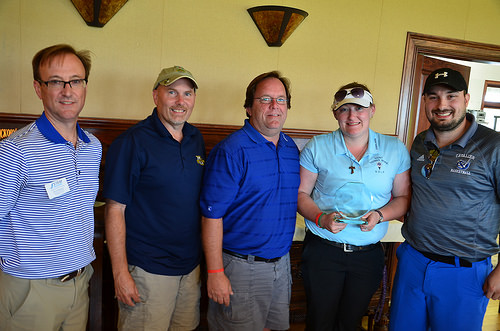 2nd Place Team:  Daniel Steffes, Tom Huppertz, Mike Helmers and Heidi Golembiewski
